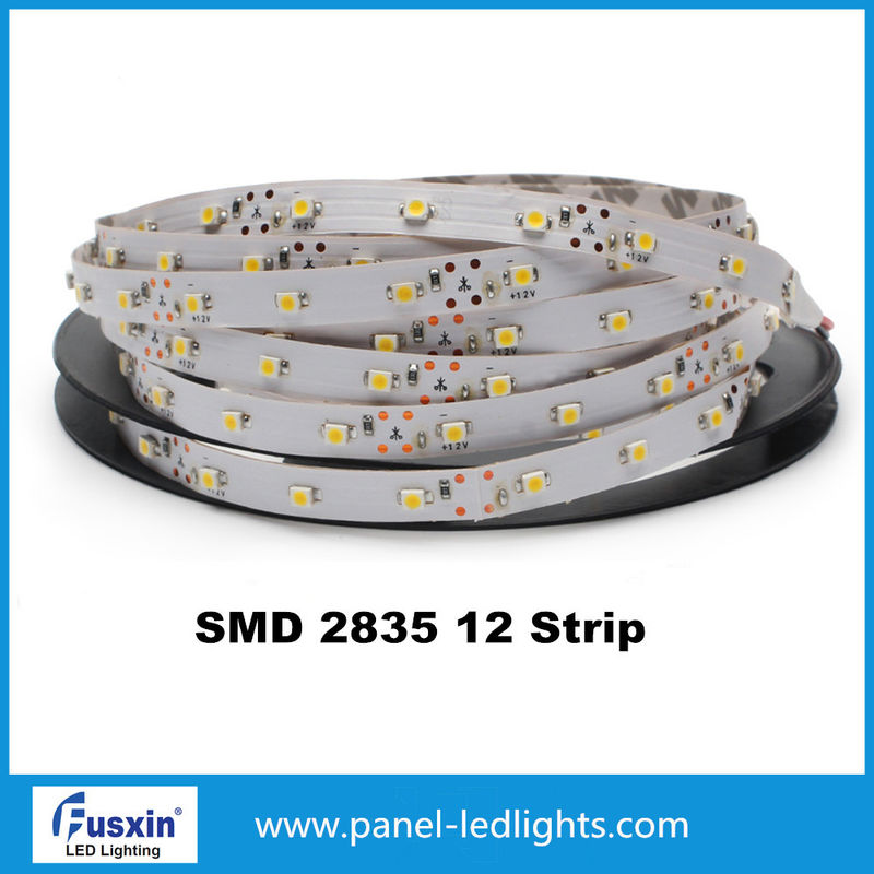 High Brightness SMD2835 Led Light Strip For Vanity Mirror Ra80 DC12V 60/120leds Per Meter